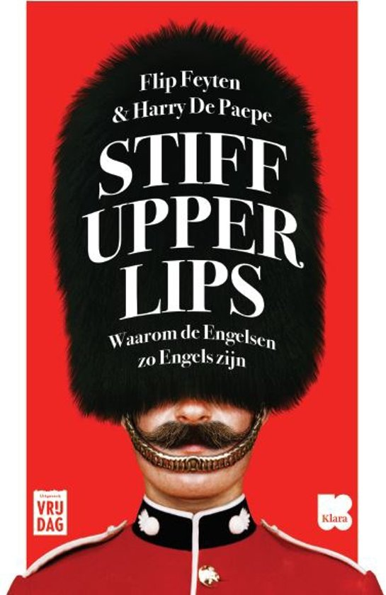 cover Stiff upper lips
