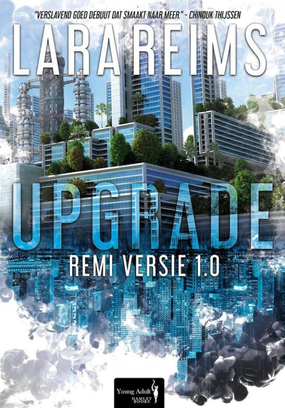 cover Lara Reims - Upgrade: Rémi 1.0