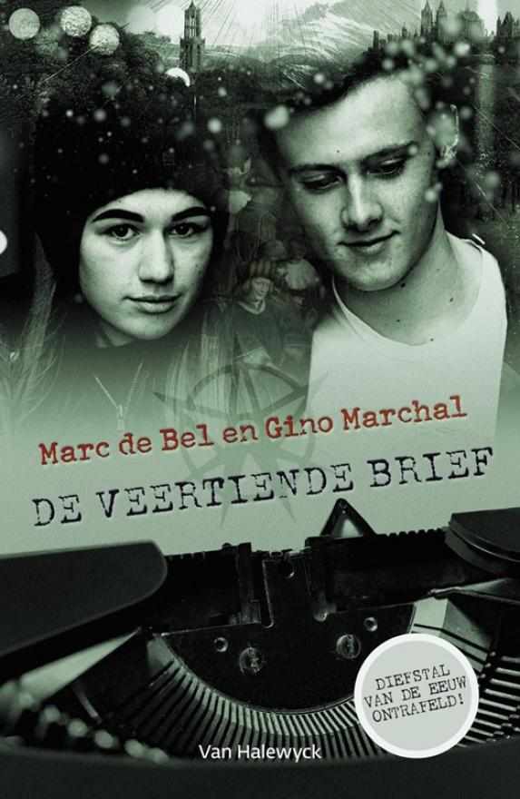 cover Marc De Bel - De veertiende brief